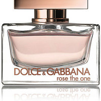 DOLCE&GABBANA Rose The One Fragrance Collection - DOLCE & GABBANA - Beauty - Macy's