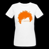ed sheeran silhouette Women's T-Shirts