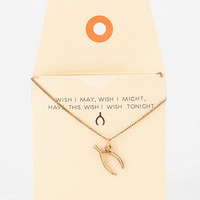 Gift Card Charm Necklace