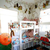 bird house kids room