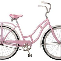 Schwinn Windwood Women's Cruiser Bike (26-Inch Wheels, Pink)