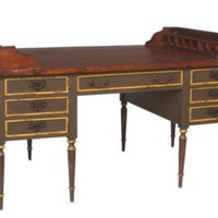 One Kings Lane - European-Inspired Furniture - Washington Drafting Desk