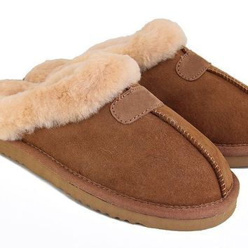 UGG Coquette Slippers 5125 Chestnut Outlet UK