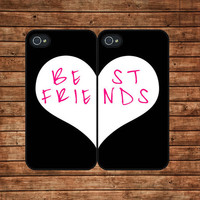 BEST FRIENDS--iphone 4 case,iphone 4s case  ,in plastic or silicone case