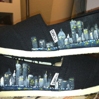 Custom TOMS - your idea, your colors, shoes included.