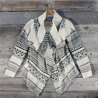 Wood Sled Sweater, Sweet Country Women's Clothing