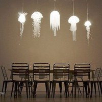Jellyfish Lamps Are Illuminating