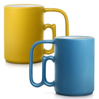 Art. Lebedev Studio: Atmark 2.0 Mug Two Pack 1, at 38% off!