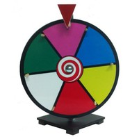 Amazon.com: 12 Inch Dry Erase Spinning Prize Wheel: Everything Else