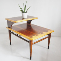 Mid-Century Lane End Table - One of Two