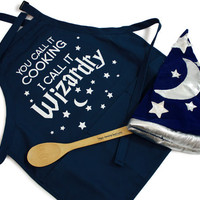 TopatoCo: Cooking Is Wizardry Apron