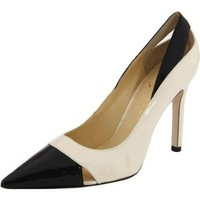 Ivanka Trump Women's Gurdia Spectator Pump - designer shoes, handbags, jewelry, watches, and fashion accessories | endless.com