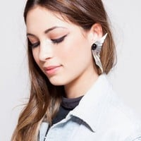 Wasteland Jewelry - ShopWasteland.com -  Wing Earring