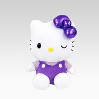 shop.sanrio.com - Hello Kitty 5  Mascot Plush: Winking