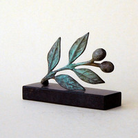 Bronze Branch of Olive - small