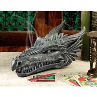 Amazon.com: Sale!! Stryker the Smoking Dragon Sculptural Incense Box: Home & Garden