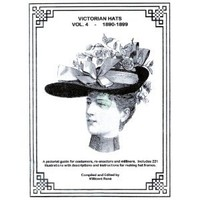 Victorian Hats - Vol. 4 - 1890-1899: Millicent Rene, Harper's Bazar: 9780972318983: Amazon.com: Books