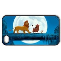 Disney the Lion King iPhone 4/4s Back Cover Case Hard Plastic iPhone 4/4s Case:Amazon:Cell Phones & Accessories