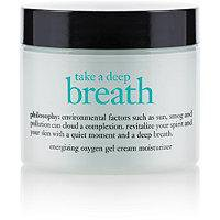 Take A Deep Breath Energizing Oxygen Gel Cream