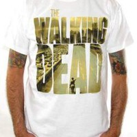 The Walking Dead, T-Shirt, Poster Logo