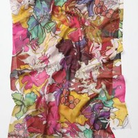 Glass Garden Scarf - Anthropologie.com