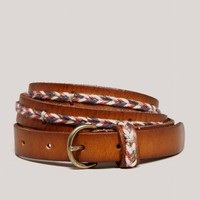 AEO Center Braid Belt | American Eagle Outfitters