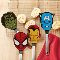 <i>Marvel</i> ™ Flexible Spatulas