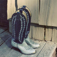 Vintage Northstar Cowboy Boots, Sweet Country Clothing