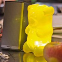 BustedTees - Gummy Bear Lamp