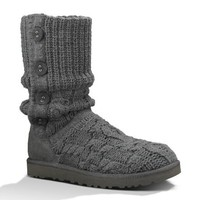 UGG Australia Leland Navy Charcoal Women's Boot