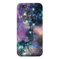 Pastel Galaxy Stars iPhone 5 Case from Zazzle.com
