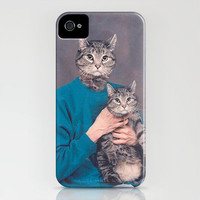 CAT'S CAT iPhone Case by Adrien giron | Society6