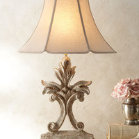 """Weathered Star"" Table Lamp - Horchow"