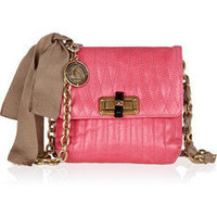 Lanvin | Mini Pop quilted leather shoulder bag | NET-A-PORTER.COM