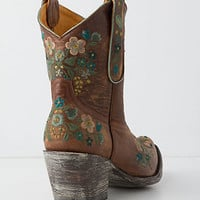 Sora Embroidered Cowboy Boots