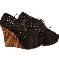 Oxygen | Jeffrey Campbell Be Well In Black