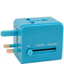 Flight 001 |  UNIVERSAL ADAPTER BLUE - Gadgets - All Products
