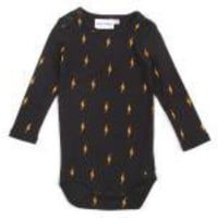 Black Lightning Onesuit (4-9 months)