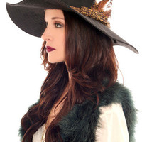 GYPSY WARRIOR - Fleetwood Wide Brim Hat