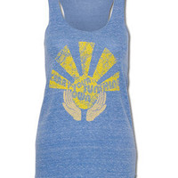 SALE! Carry Your Own Sunshine Tank: Soul-Flower Online Store