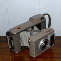 Vintage Polaroid Camera J33 Land Edition w/ by houseofheirlooms