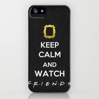 F.R.I.E.N.D.S - Keep Calm iPhone Case~~~follow me???~~~