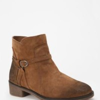 UrbanOutfitters.com &gt; BDG Distressed Suede Moto Boot