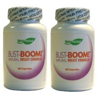 Amazon.com: 2 Bottles - Bust-Boom! Breast Enlargement/Acne Pills - Female Sexual Enhancement - 120 Day Supply: Health & Personal Care