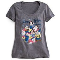 Snow White and the Seven Dwarfs Tee for Women - Plus Size | Disney Store