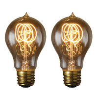 Bulbrite: Antique-Style Edison Bulbs
