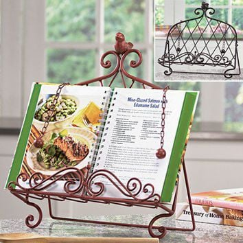 Cookbook Holder - Fresh Finds - Kitchen > Decorative