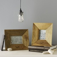 Wooden Profile Frames | west elm