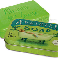 ABSINTHE SOAP
