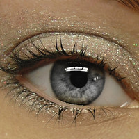 PRE-ORDER - Rainbow Glitter Eyeshadow . IRIS Mineral Eye Shadow . Goddess Collection . Large 10 gram Jar
